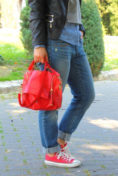 #maylovefashion #details #converse #red