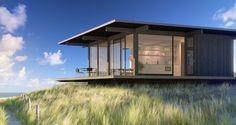 Ideas para casas pequeñas  Refugios para un lugar soñado.