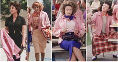 pink ladies costume ideas