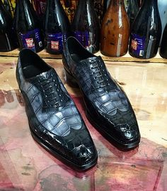 Handmade crocodile shoes for sale Leather Men, Leather Shoes, Men's Shoes, Shoe Boots, Blue Suit Men, Business Shoes, Formal Shoes For Men, Casual Shoes, Men Casual