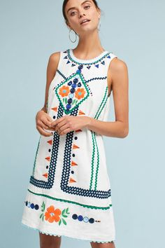 Shop the Embellished Linen Shift Dress and more Anthropologie at Anthropologie today. Read customer reviews, discover product details and more.