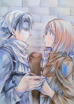 Levi and Petra