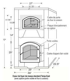 """Résultat de recherche d'images pour """"cheminée traditionnelle foyer ouvert"""""""