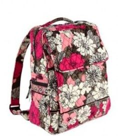 beda32aeab Luggage is the best think in travel. I have used many travel luggage some  of · Vera Bradley BackpackVera ...