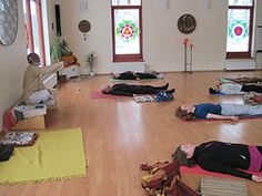 people attending rest and relaxation program in Riga , Latvia