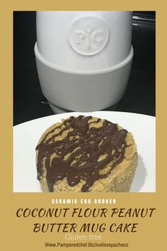 2 minutes peanut butter mug cake using Pampered Chef ceramic egg cooker. For Paleo substitute peanut butter for Almond. Get ceramic egg cooker here: www.biz/ivelissepacheco Save You tube (Paleo Butter Substitute) Pampered Chef Egg Cooker, Pampered Chef Party, Pampered Chef Recipes, Rockcrok Recipes, Mug Recipes, Baker Recipes, Free Recipes, Weight Watchers Desserts, Spaghetti Cabonara