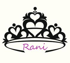 princess-tiara-tattoo.jpg (300×271)