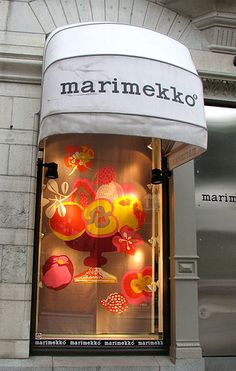 *Marimekko.*~*  Just lovely patterns very FEMM'                       |  & Some BOLD   BA  OZ.  Liven up this Industry Grey/ Putty plain Walls