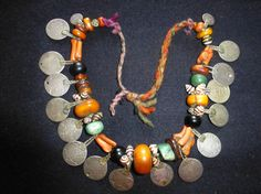 COLLIER ELEMENTS CORAIL MAROC - ethnic jewels