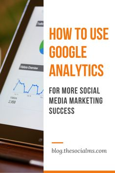 Google Analytics is one of the most popular tools that digital marketers have come to rely on to measure social media success. Here's how to make the most of this ubiquitous tool for more social media marketing success. #googleanalytics #monitoring #marketingmetrics #socialmediamarketing #socialmediatips Social Media Automation, Social Media Analytics, Social Media Marketing Business, Content Marketing, Digital Marketing, Marketing Plan, Internet Marketing, Marketing Automation, Mobile Marketing