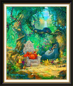 Disney Art,,,,,,,, don't you just love Disney.    :-)