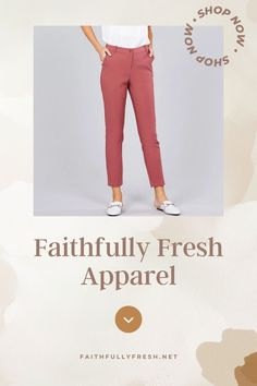 Click the link above to browse through our fresh and bold apparel and accessories for women of all shapes and sizes perfect for casual, professional, and dressy looks. #fashion #womenoutfit #style #outfitidea Classic Outfits For Women, Casual Professional, Long Pants, Chic Outfits, What To Wear, Shapes, Fresh, Clothes For Women, Link