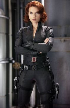 Scarlett Johansson's Avengers workout and diet plan. MOTIVATION (she's only an inch taller than me!)