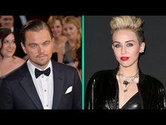 Miley Cyrus Seemingly Calls Out Leonardo DiCaprio's Smoking Etiquette on...