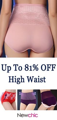 d97d879c94 Collection of High Waist Panties - ONLY FOR YOU Pearl Underwear