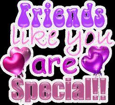 Best Friend Glitter Graphics   http://www.glitters123.com/friends/friends-like-you-are-forever/