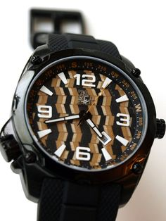 LIMITED EDITION  Recycled Skateboard #Watch  Second by #SecondShot #skatewatch