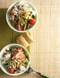 Tomaten-Bohnen-Salat Rezept - [ESSEN UND TRINKEN]