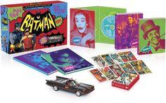 Batman, série clássica ganha box de luxo