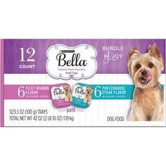 Purina Bella Bundle of Joy with Filet Mignon