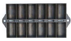 Antique rare Favorite Piqua Ware Cast Iron by SeaGlassPrimitives