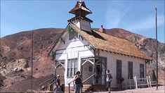 Calico an Old West Mining Town ( Ghost Town ) - YouTube
