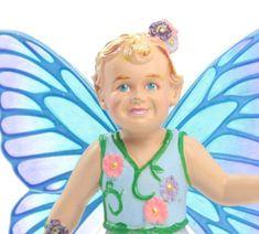 "Fairy - Cute Little Child - 2.5"" - 287-5729"