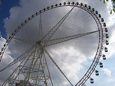 A list of 50 first date ideas! Had to pin this photo. I love Ferris wheels.