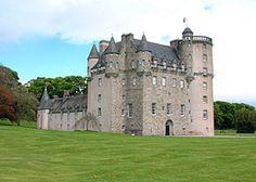 Castle Fraser - Scottish castle wedding