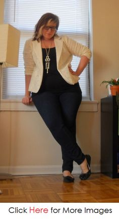 2013 Fall Fashion for Plus Size Women, Wonderful and Chic | www.PlusSizely.com