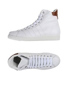 big sale 69413 88960 DSQUARED2 Mens High-tops  sneakers White ...
