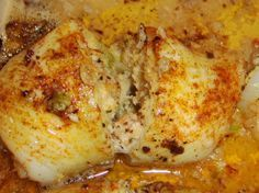 Stuffed With Shrimp and Crabmeat Flounder Stuffed With Shrimp And Crabmeat Recipe - : Flounder Stuffed With Shrimp And Crabmeat Recipe - : Flounder Recipes, Shrimp Recipes, Fish Recipes, Walleye Recipes, Chicken Recipes, Seafood Dinner, Fish And Seafood, Seafood Menu, Seafood Platter