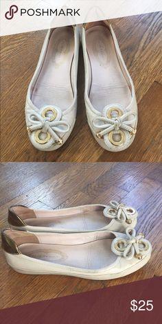 Elie Tahari Sneaker Flats Decent condition. Super comfortable.run slightly long. Elie Tahari Shoes Flats & Loafers
