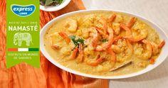 Camarones en salsa de coco, la receta express de Lider de hoy ...