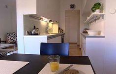 Kapea keittiö