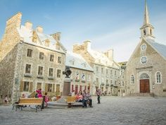 This is a promotional video by Quebec City Tourism. There are beautiful scenes of Quebec City (one of the oldest cities in North America and a UNESCO World Heritage Site) and its surrounding region. Old Quebec, Quebec City, Quebec French, Canada, Pays Francophone, Chateau Frontenac, Le Petit Champlain, French Classroom, Tourism Website