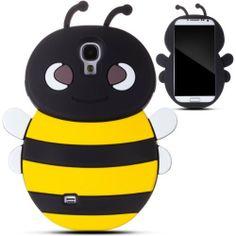 Zooky® nero APE silicone custodia / copertura / case per Samsung Galaxy S4 (I9500) di Zooky®, http://www.amazon.it/dp/B00E0M6N3M/ref=cm_sw_r_pi_dp_5AIKtb086NX1P