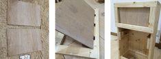 おしゃれなカフェ風ゴミ箱の作り方。ゴミを見せないインテリアダストボックス。|LIMIA (リミア) Bathroom Medicine Cabinet, Diy And Crafts, Woodworking, Ideas, Carpentry, Wood Working, Thoughts, Woodwork, Woodworking Crafts