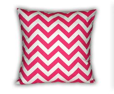 Euro Sham 26x26 Pillow Cover  Pink Sofa Pillow by HomeMakeOver, $27.04