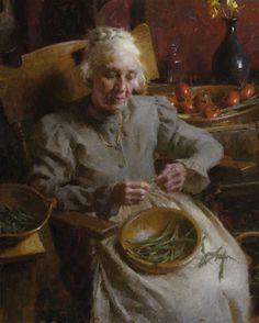 Grandma- © 2003 Morgan Weistling