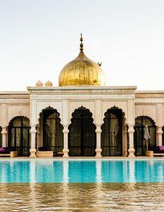 Morocco's Palais Namaskar
