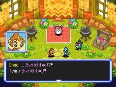 Switchfoot + Pokemon