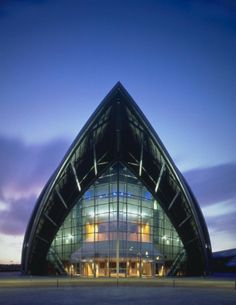 Famous Architects - Norman Foster - SECC Conference Centre – Glasgow #architecture ☮k☮