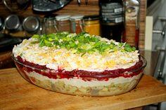 Polish Recipes, Great Recipes, Pudding, Cake, Desserts, Detox, Salad, Kitchens, Meat