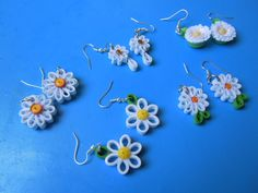 2014 earrings - my creation/idea taken from the Internet -Facebook.com/ Zdenka Quilling