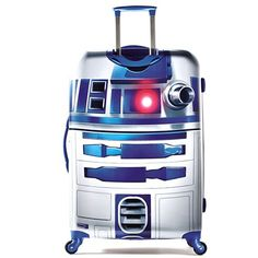 Capture The Power Of Star Wars Luggage For Your Galaxy's Journey #starwars #luggage @ https://starwargift.com/best-star-wars-luggage/
