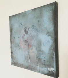 "Out of auto pilot - série ""From Duality to Unity"" - peinture acrylique art…"