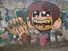 Monkey Burger @ Botafogo, Rio de Janeiro