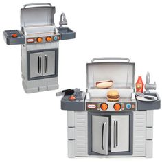 Cook 'n Grow™ BBQ Grill  for $39.99 #littletikes. American made