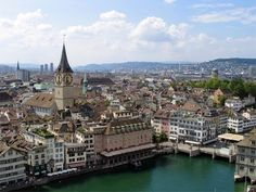 Switzerland from Above - Top Sights (HD) - YouTube